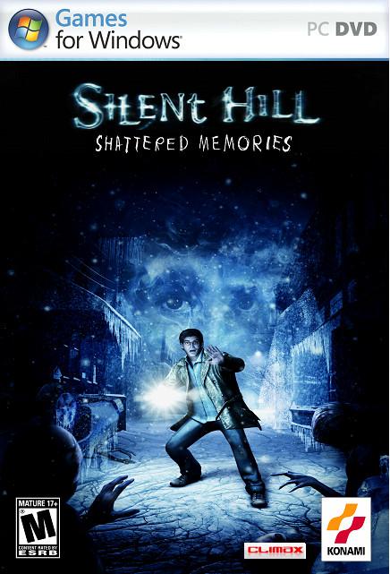 Silent hill: shattered memories [ntsc] [rus] [ps2 classics.