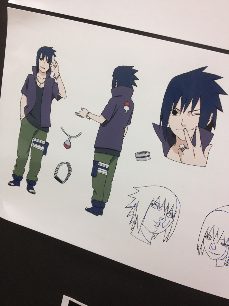 [MMD] RTN Sasuke Model Request. by KokoaAmari