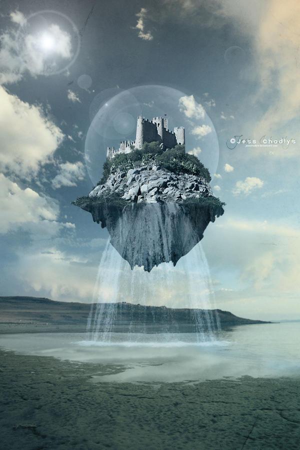 Castle's Sky by jesschadlys