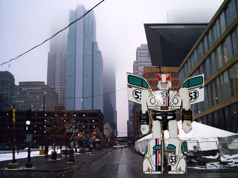 Autobot Herbie