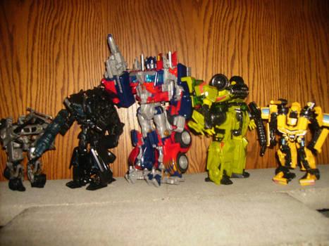 Autobot Movie Stars 02