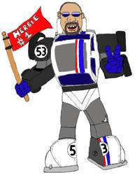 Me as Autobot Herbie