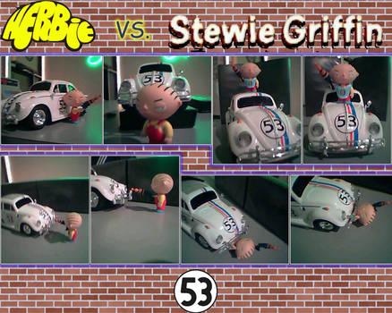 Herbie vs. Stewie Griffin