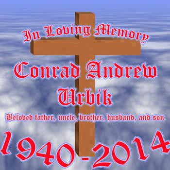 Memorial for Dad by LittleBigDave