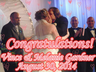 Most Epic Wedding EVer by LittleBigDave