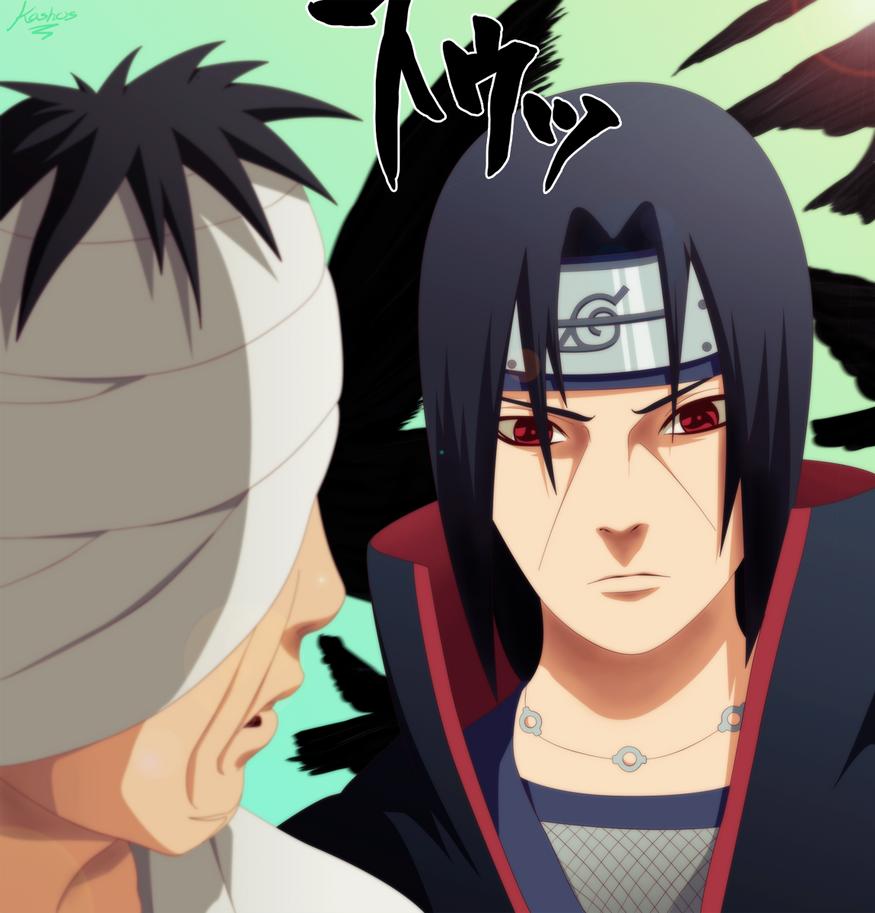 Sasuke's Genjutsu by kayodedhoko