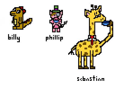 more dinohulk characters by dinohulkdotcom