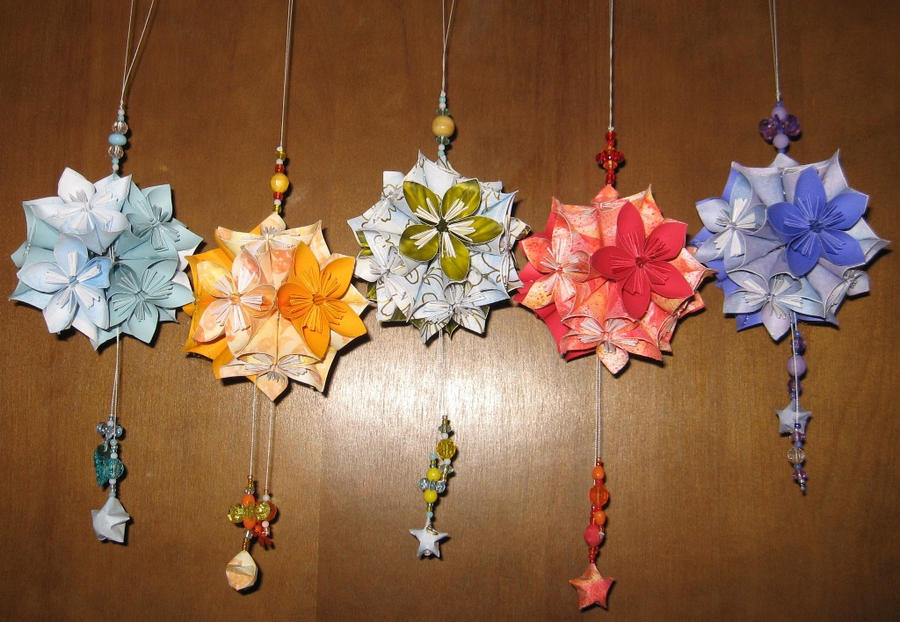 Kusudama flower balls 3 by assassinedangel on deviantart kusudama flower balls 3 by assassinedangel mightylinksfo