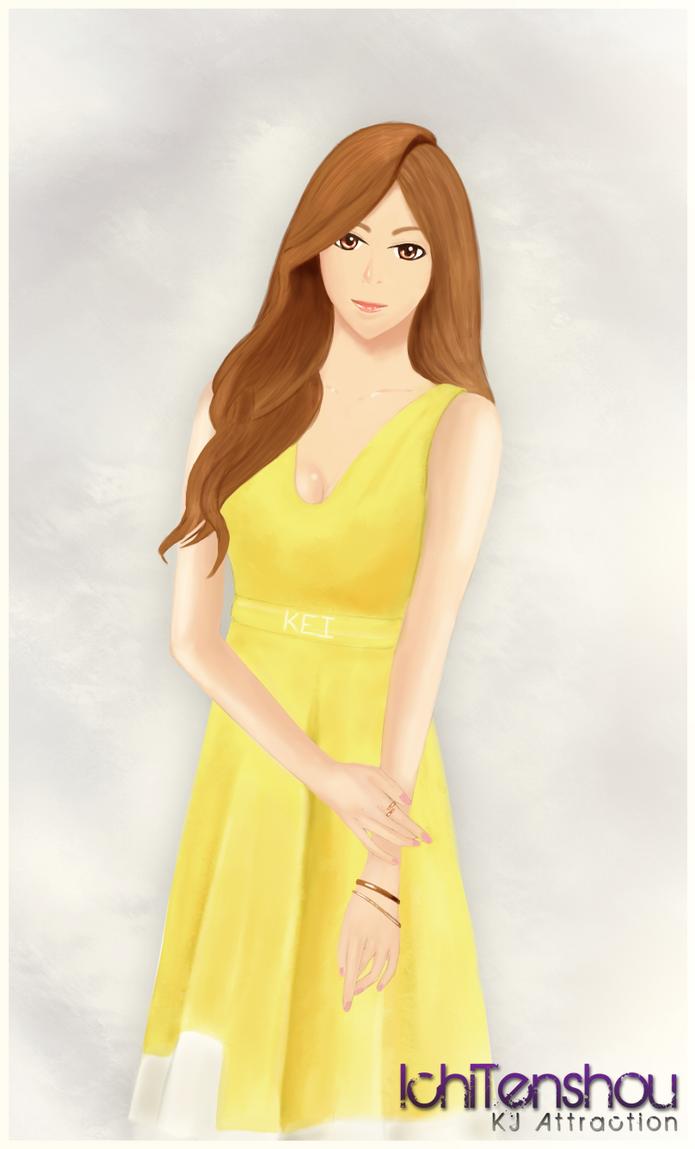 Snsd Jessica Fashion By Ichitenshou On Deviantart