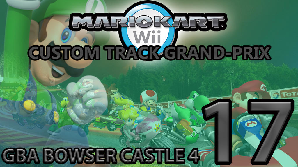 Mario Kart Wii Ctgp Episode 17 By Themapblamer On Deviantart