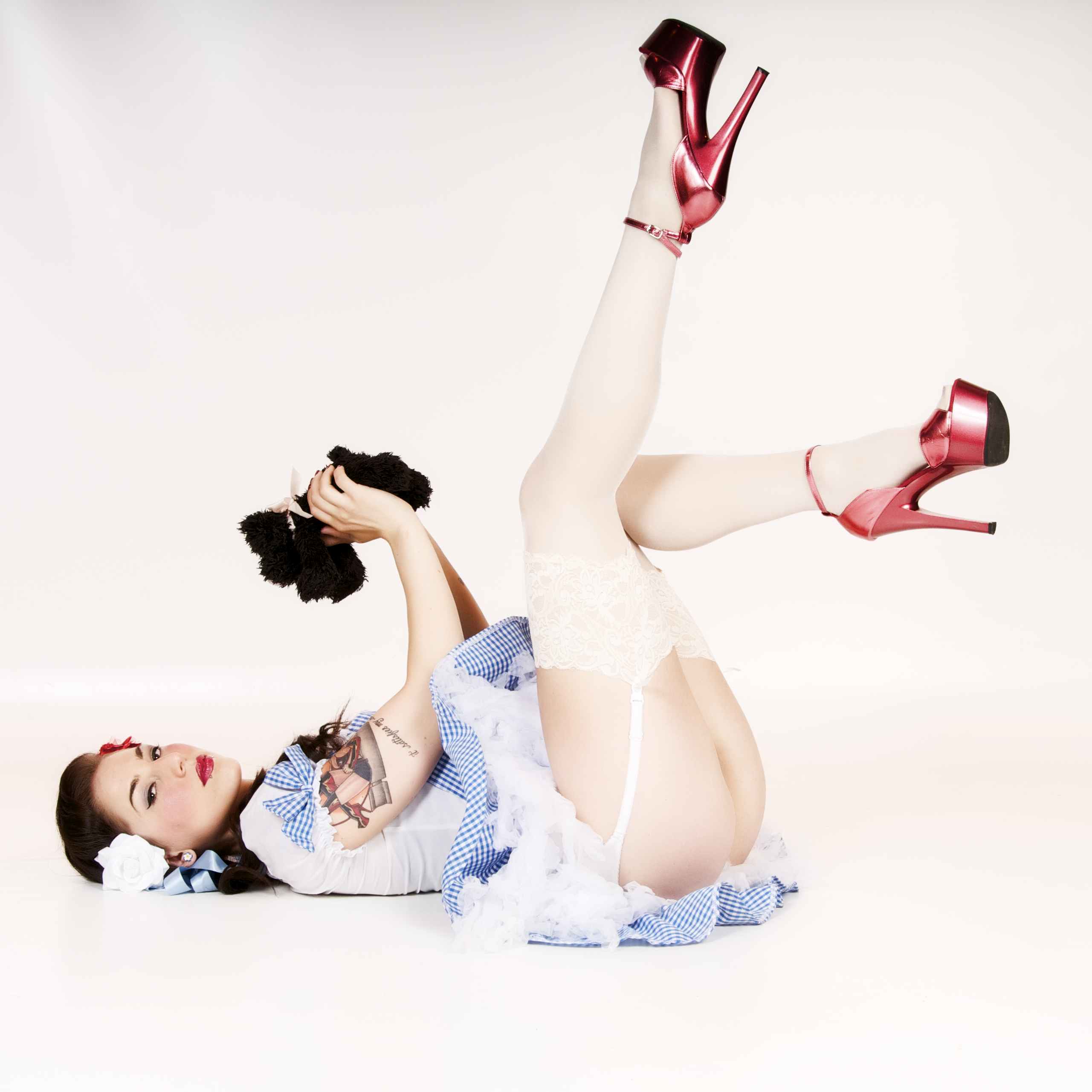 Dorothy Gone Bad by Foto-Retro