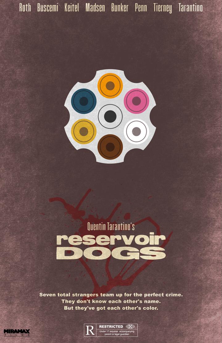 Reservoir Dogs Watch Series