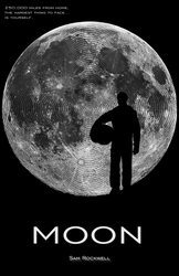 Moon Poster LARGE