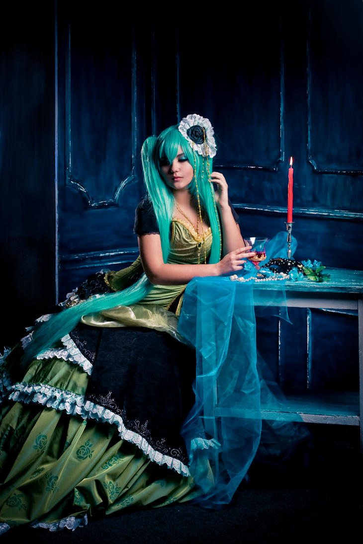 Miku(D.of.E) by Amelia-Amaya