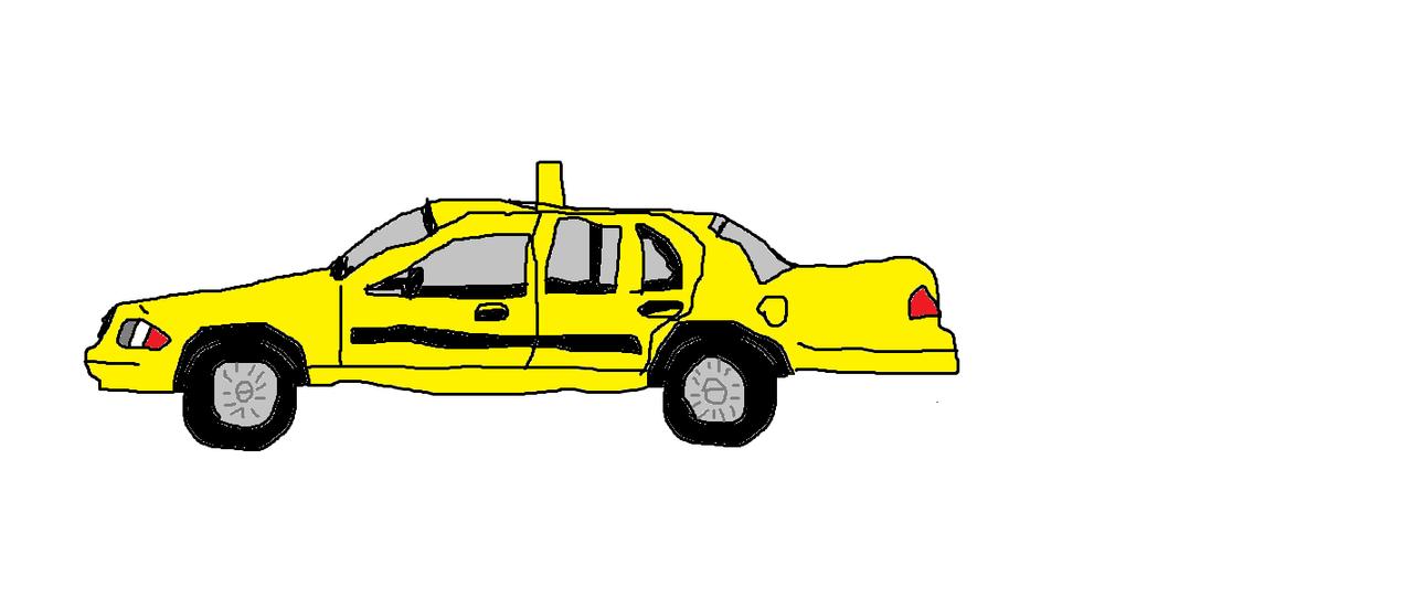 Taxi by SansDaSkelepunMaster