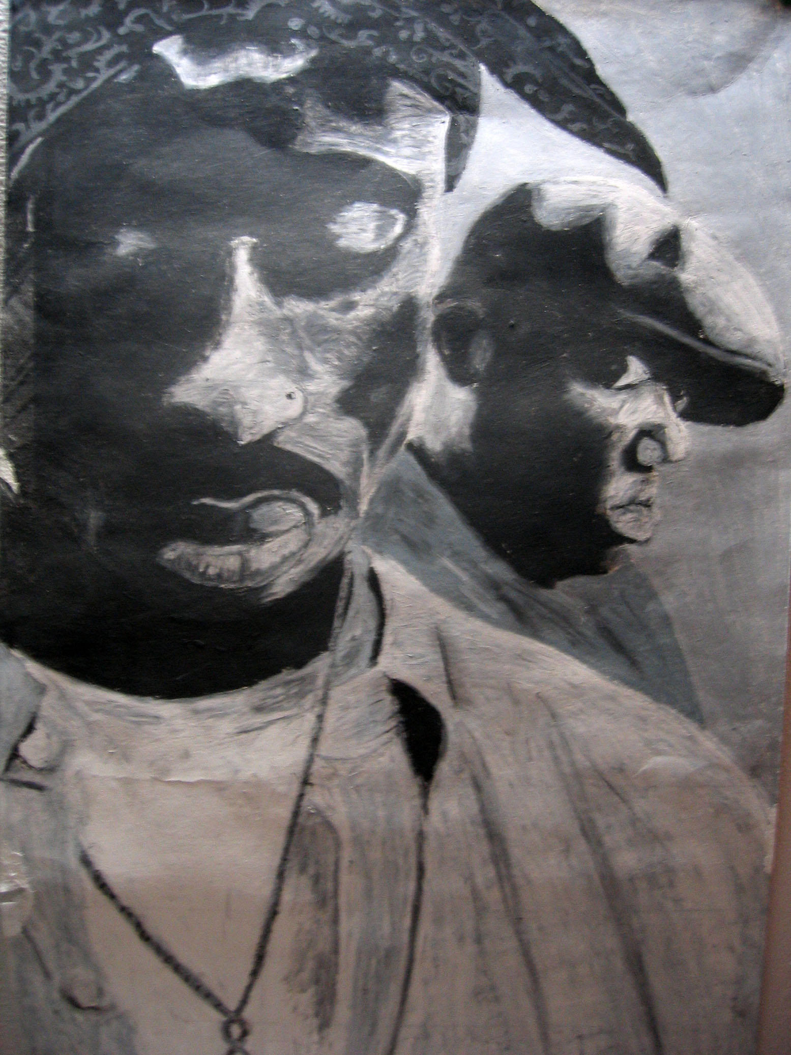 Tupac and Biggie by rEk-1 on DeviantArt