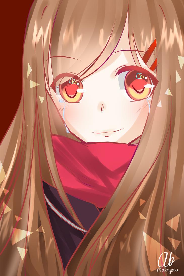 Ayano by akiyouu