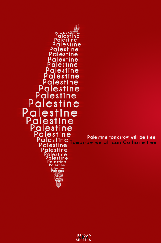 Palestine by mh-GraPhiC