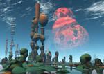 Tauri III by 3DVitality