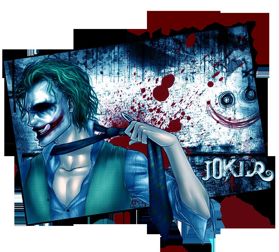 Joker by Pirate-Cashoo