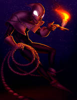 CANDLEJACK by Pirate-Cashoo