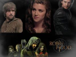 Robin Hood Wallpaper by angel38696