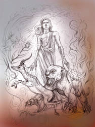 In Nomine sketch by Aerhalev
