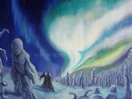 Pohjoinen haave by Aerhalev