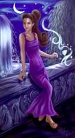 Celeste as Meg by Aerhalev