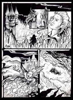 Vampire Comic