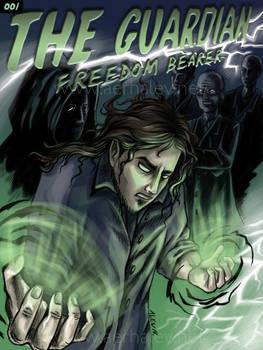 Comic Guardian Cover