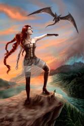 Haunted II by Aerhalev