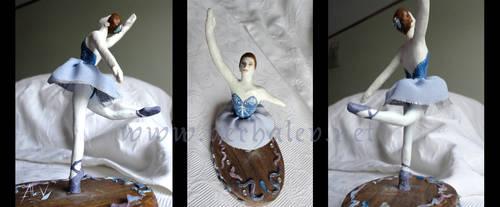 Ballerina Celeste by Aerhalev