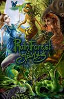 Rainforest Spirits by Aerhalev