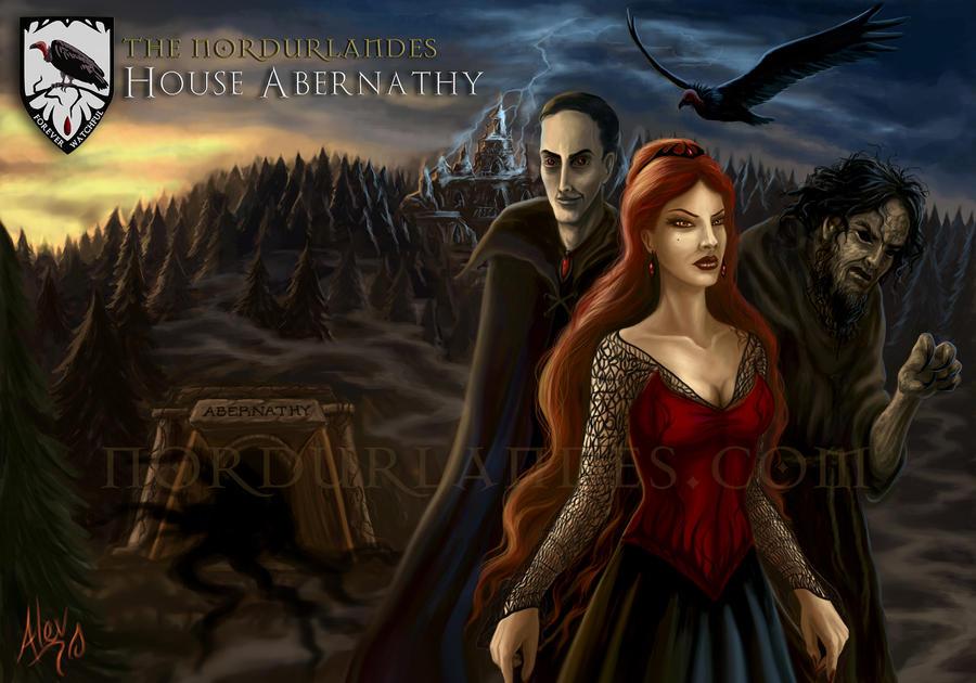 House Abernathy By Aerhalev On Deviantart