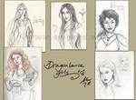 Dragonlance girls
