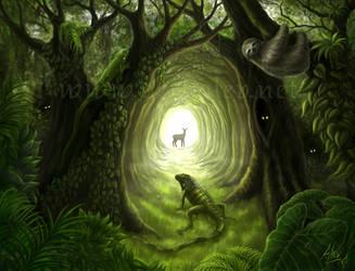 Green Balance by Aerhalev