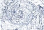 Vortex magiae aerterna sketch by Aerhalev