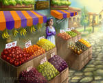 Fruit stall concept