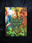 Rainforest Spirits Story and Coloring Book