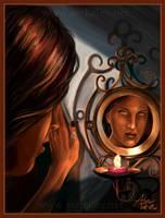 Stranger in my mirror by Aerhalev
