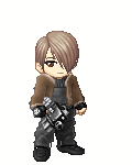 Leon S.Kennedy from RE 4 by Tabs2505