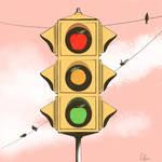 Apple-traffic-light-web