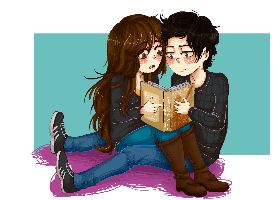 reading together by pauexe