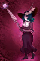 The Queen of Darkness Eclipsa by pauexe