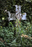 Overgrown Grave by WorldII