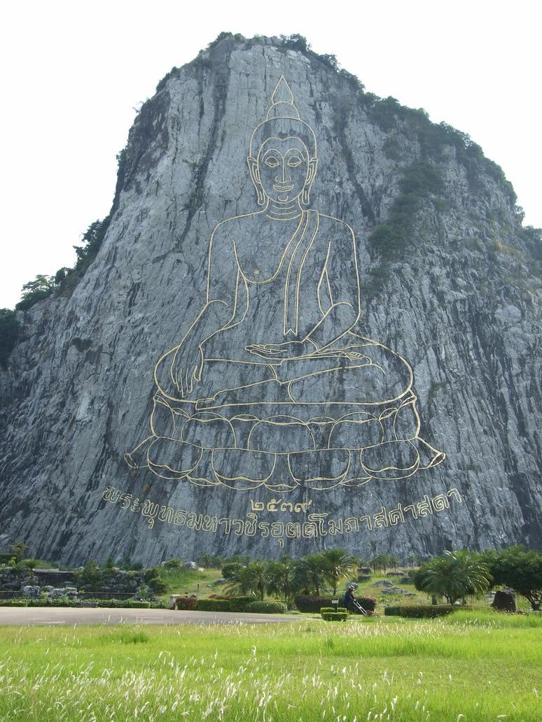 Buddha Mountain Pattaya - The Spectacular Buddha Image of ...