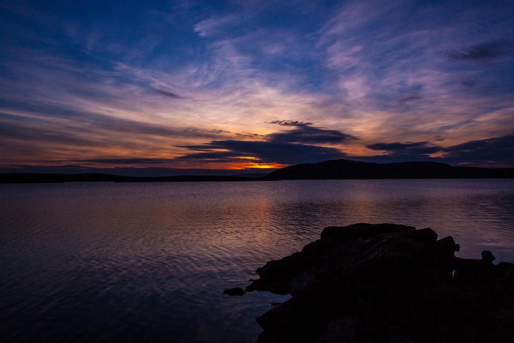 Loch Thom Sunset 2 by ikthius