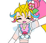 Cure Summer (Tropical-Rouge PreCure)