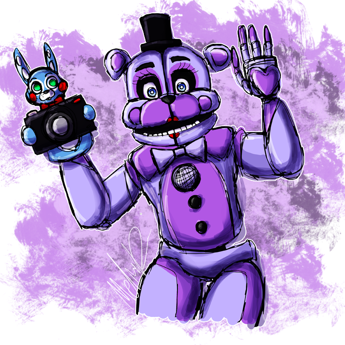 Paparazzi The Funtime Freddy By LadyWithered